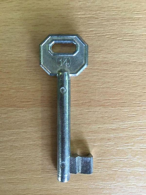 M 340 lővér nyers 14-es kulcs