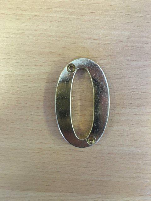 M 351 arany 5cm-es ajtószám